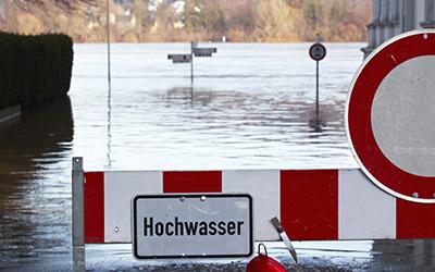 Hochwassersanierung